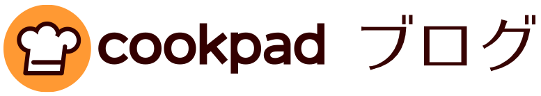 Logo cookpad blog