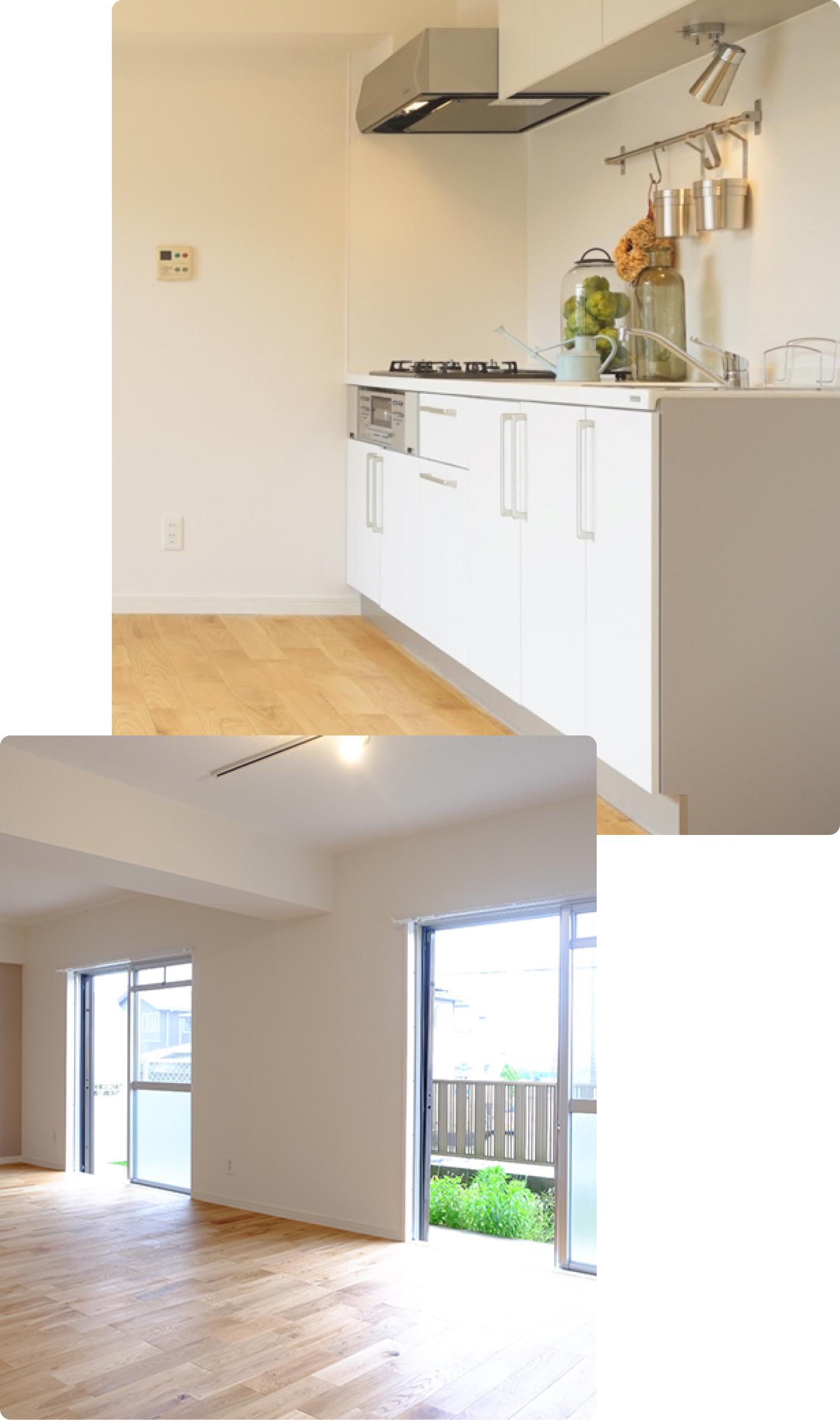 たのしいキッチン住宅画像イメージ1