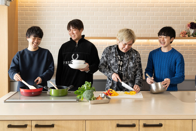 たのしいキッチンチーム写真