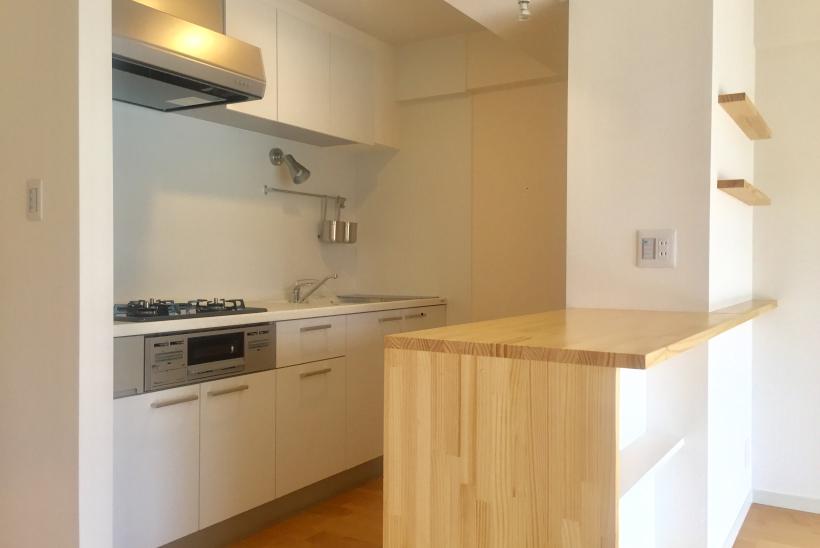キッチンは周辺環境も大切です