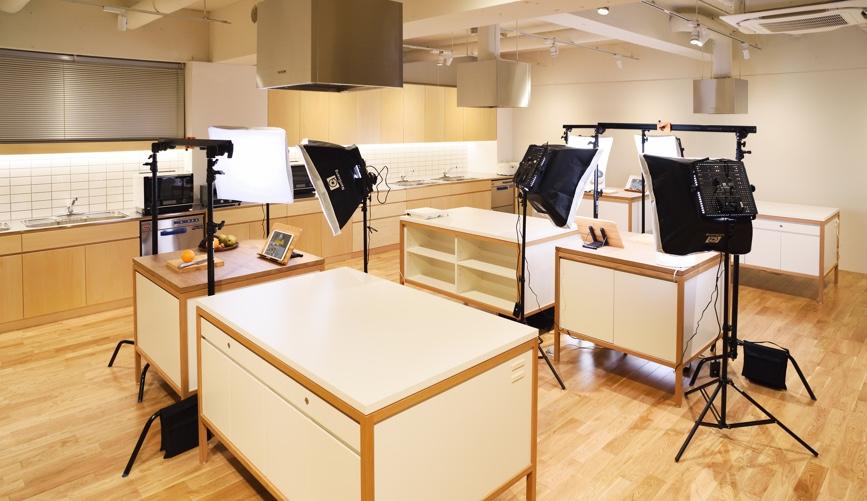 Daikanyama studio image